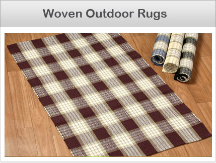 Woven Outdoor Rugs